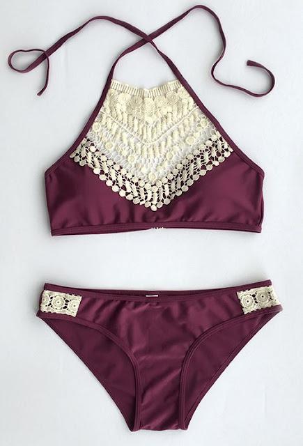 Bra Bikini Set