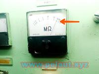 Low Insulation Resistance pada Electric Heater Tanki Service MFO di Kapal