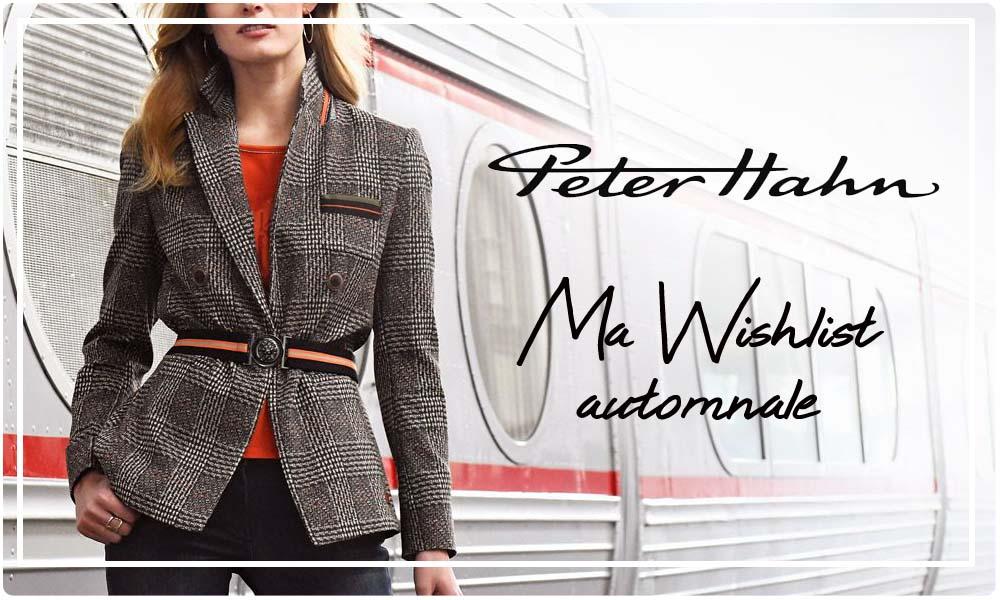 8cd0033c86e Peter Hahn   la mode haut de gamme des femmes élégantes - Le petit ...