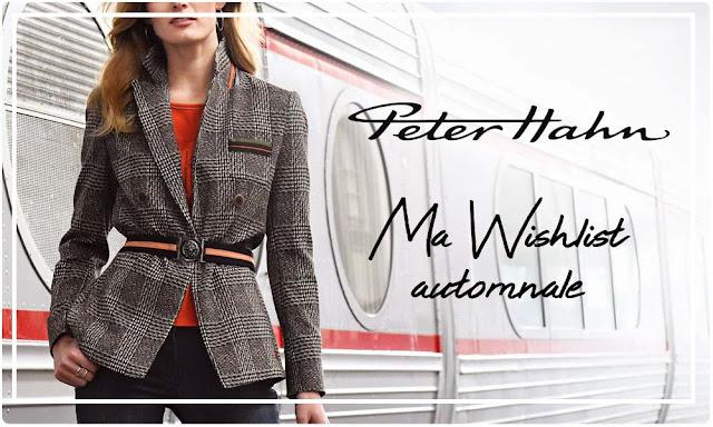 Peter Hahn : la mode haut de gamme des femmes élégantes