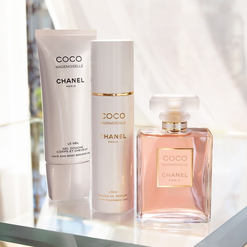 Chanel Coco Mademoiselle Summer collection