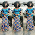 Creative Aso Ebi Skirt and Blouse Design