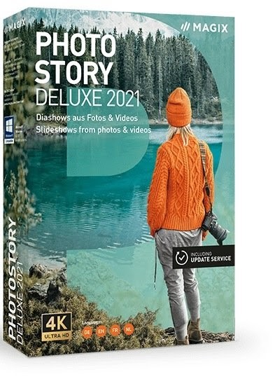 MAGIX Photostory 2021 Deluxe 21