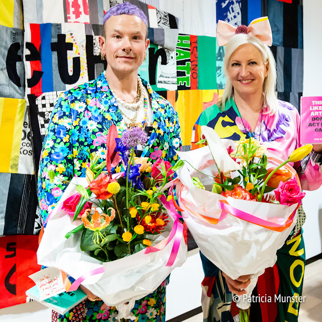 Bas Kosters and Preta Wolzak