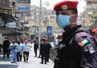 الأردن، وزير الصحة الأردني، فيروس كورونا، حربوشة نيوز
