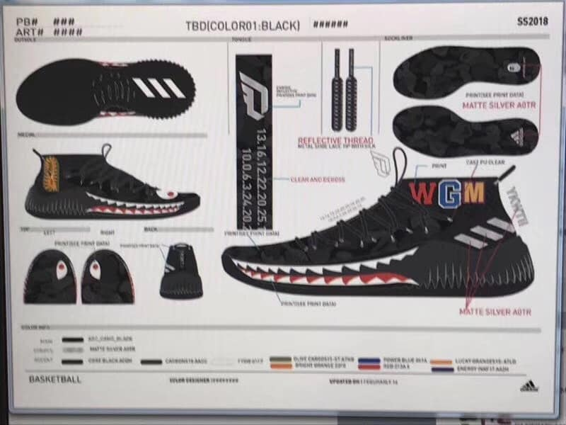 af74fbdc6c2f No word with regards tp office release date but since this will be his All-Star  shoe
