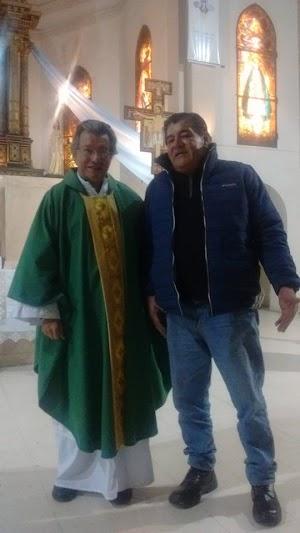 Falleció Don Carlos Gallardo a la edad de 71 años de edad
