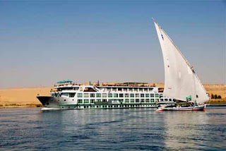 Choices Felucca Boat Upscale Nile Cruise Ship
