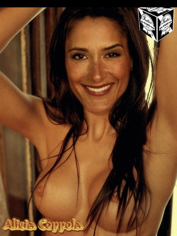 nude images of alicia coppola
