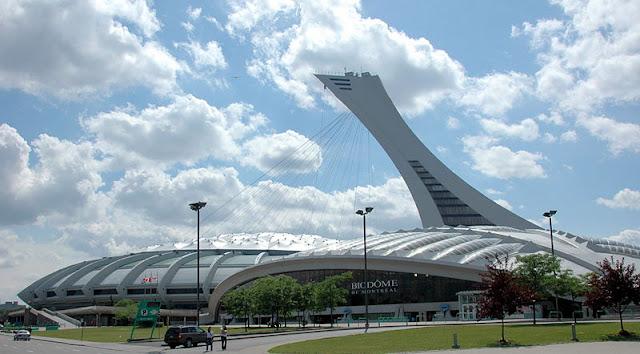 Complexo Olímpico Montreal