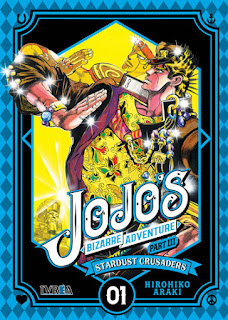 JOJO'S BIZARRE ADVENTURE - Stardust Crusader 01