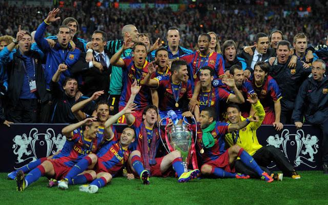 3 Fakta Barcelona Bisa Pecundangi Chelsea di Liga Champions