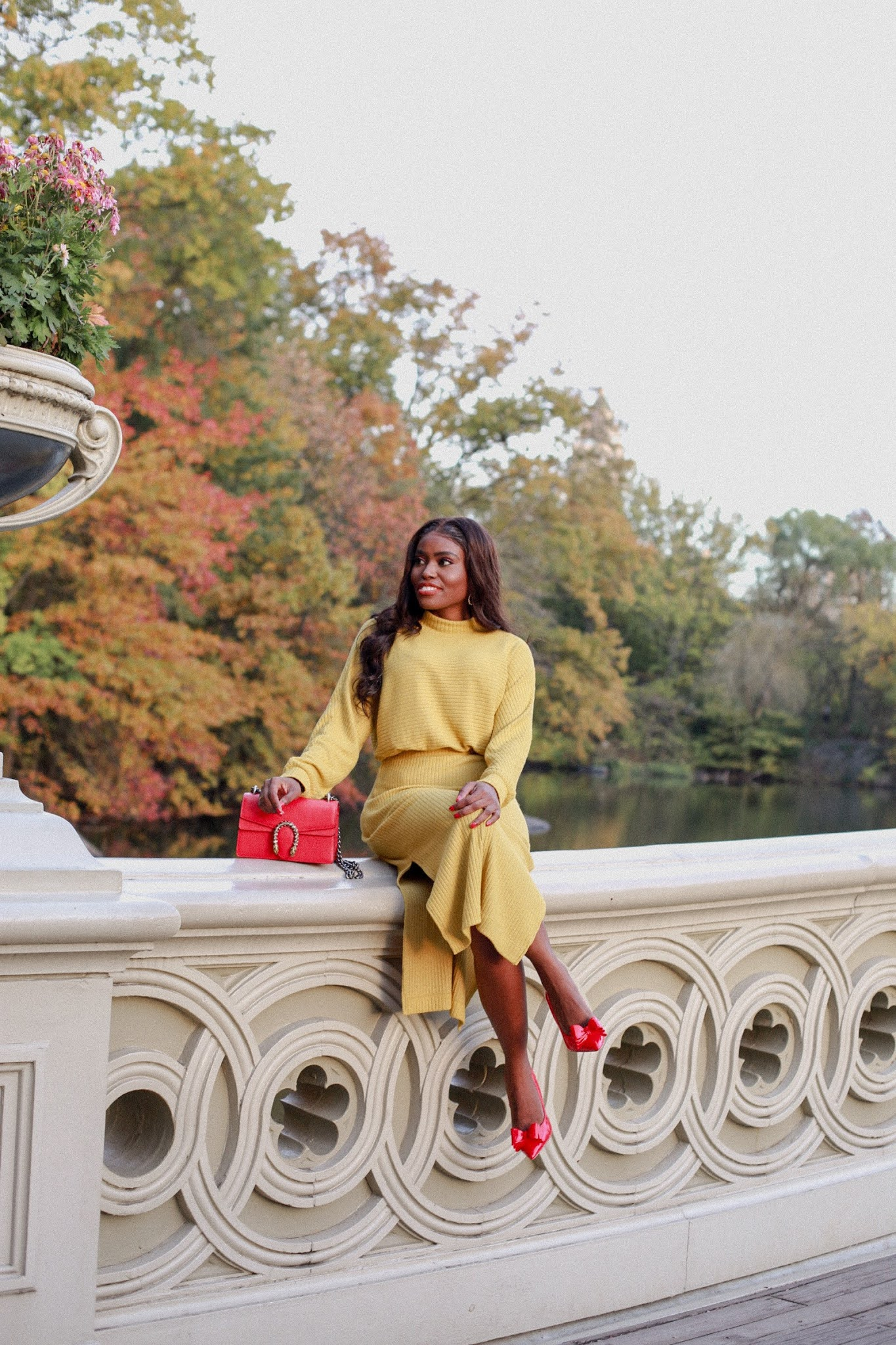 Sweater Dress Outfits - How to Style the Sweater Dress