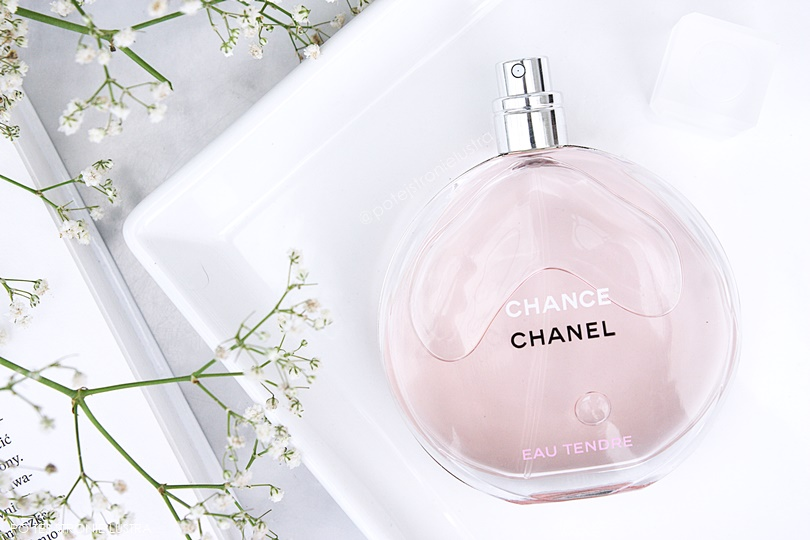 perfumy chanel chance eau tendre