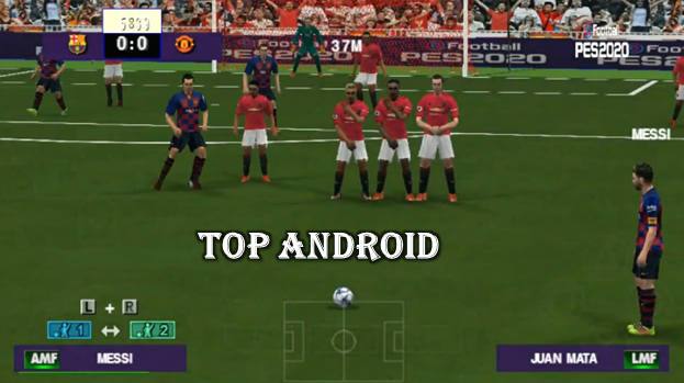 PES 2020 Offline Android PPSSPP English