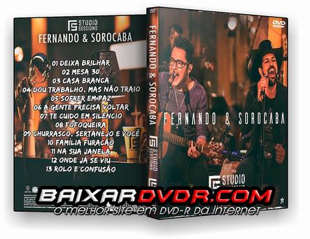 Fernando & Sorocaba FS Studio (2016) DVD-R