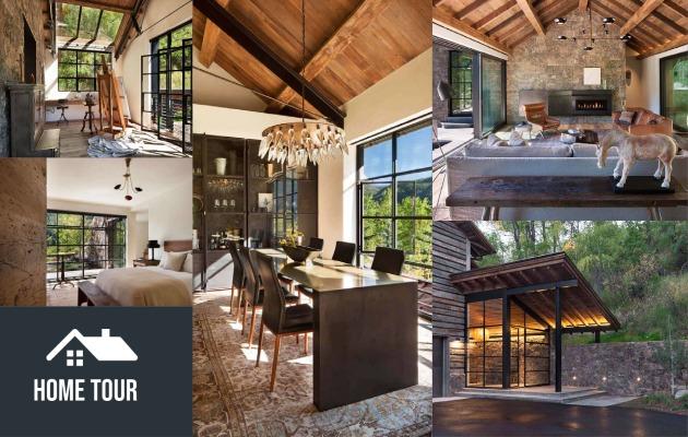 Όταν η μοντέρνα αρχιτεκτονική σέβεται το φυσικό τοπίο