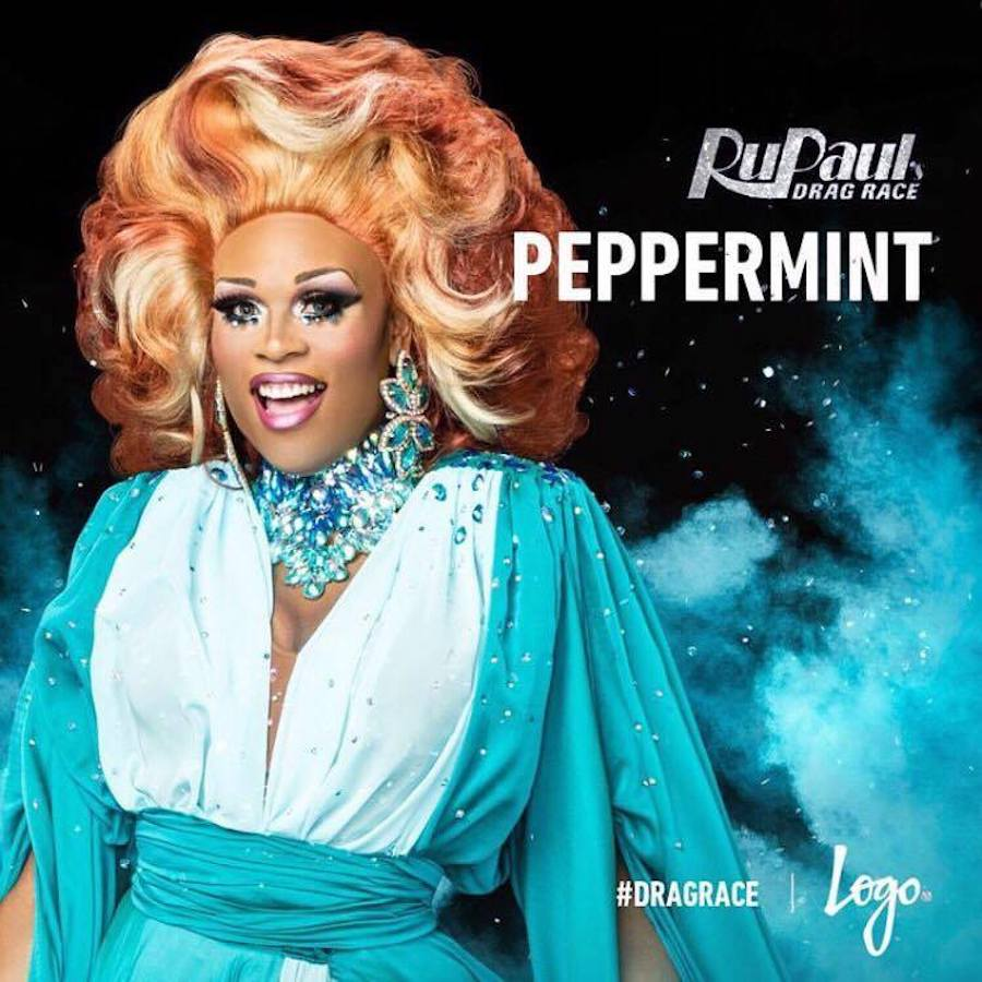 LEO KLEIN - SHANTAY, YOU STAY! SASHAY AWAY! A 9ª TEMPORADA DE RUPAUL'S DRAG RACE ESTÁ CHEGANDO - PEPPERMINT