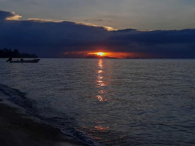 หาดบางปอ สมุย จ.สุราษฎร์ธานี