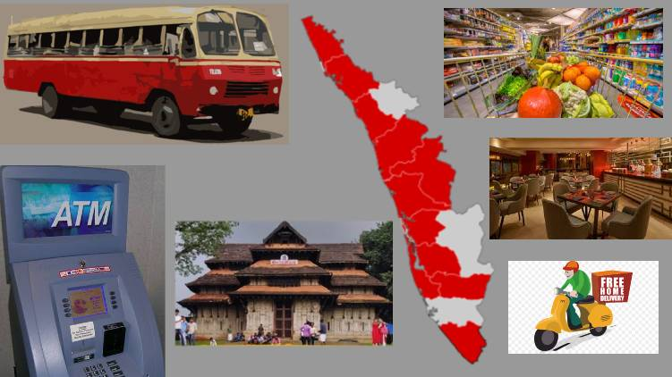 Lockdown in Kerala; Which services are / are not?,www.thekeralatimes.com