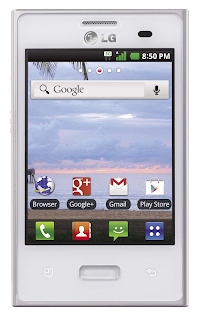 lg optimus dynamic review tracfone
