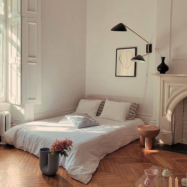 Kumpulan Foto Desain Kamar Tidur Sederhana tapi Mewah Terbaru