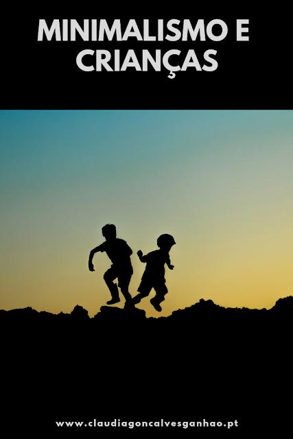 Crianças e minimalismo