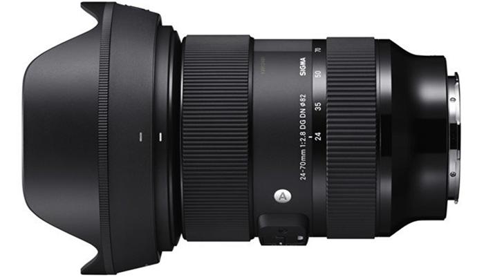 Объектив Sigma 24-70mm f/2.8 для Sony E/FE