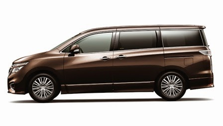 Nissan Elgrand Indonesia