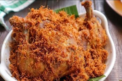 Resep ayam goreng lengkuas, bumbu meresap gurih dan wangi