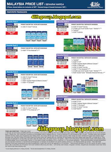 foto Senarai Harga 4Life Malaysia (Termasuk GST) (7)