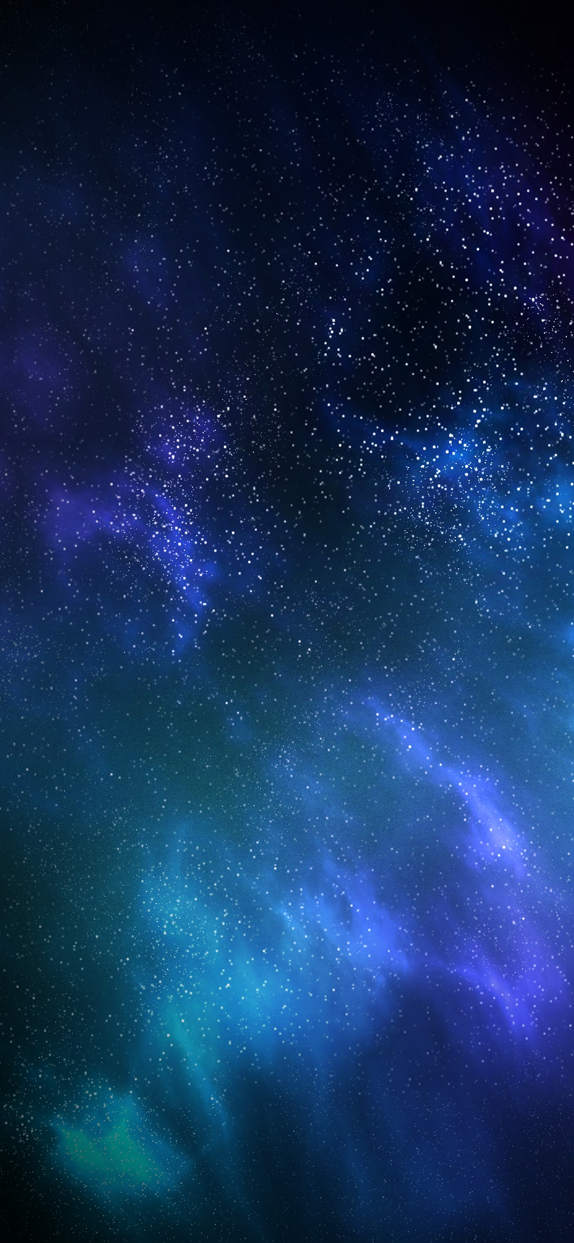 IPHONE 13 WALLPAPER CLEAN GALAXY SKY