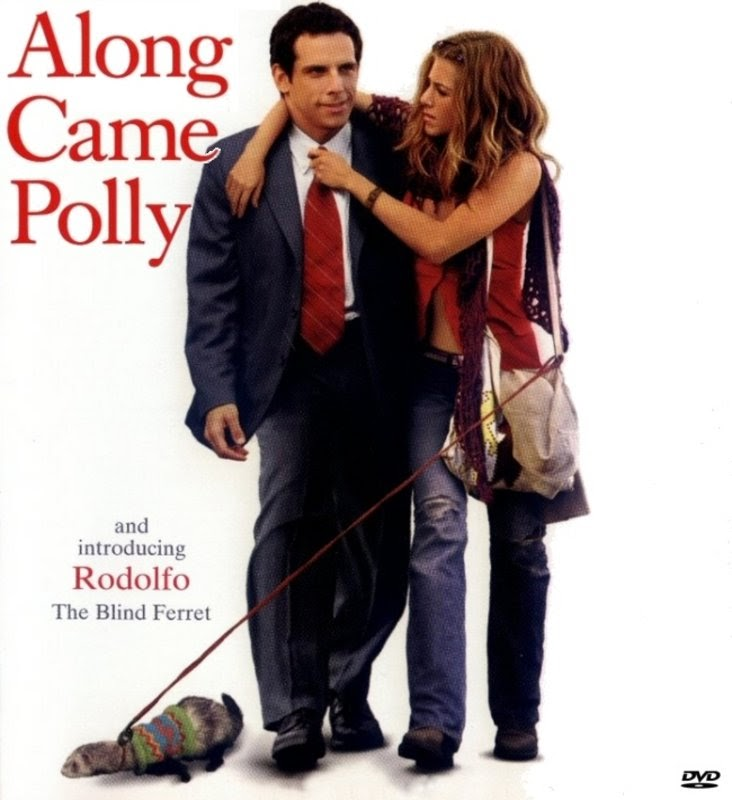 Erik Martin Willen Along Came Polly 2004 Bloopers Gag Reel Outtakes