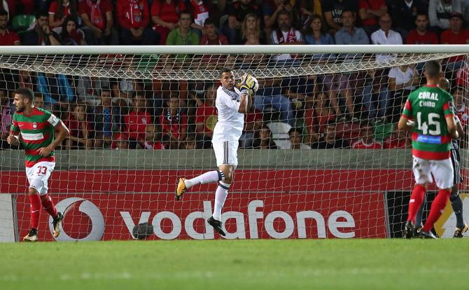 Benfica Futebol Júlio César