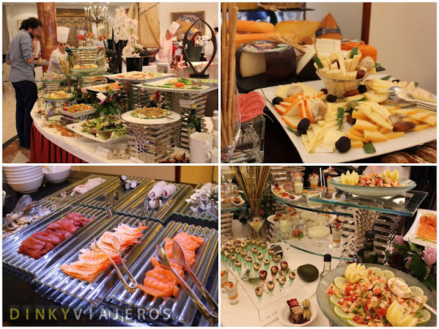 Brunch del hotel InterContinental