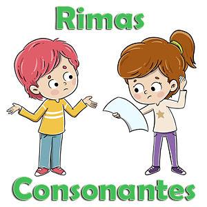 rimas consonantes