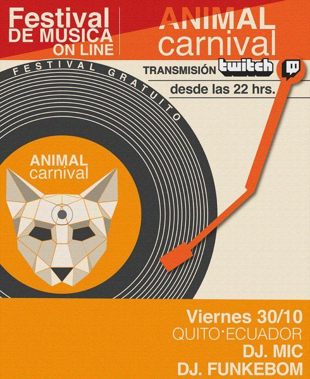 Fiestas Animal Carnival