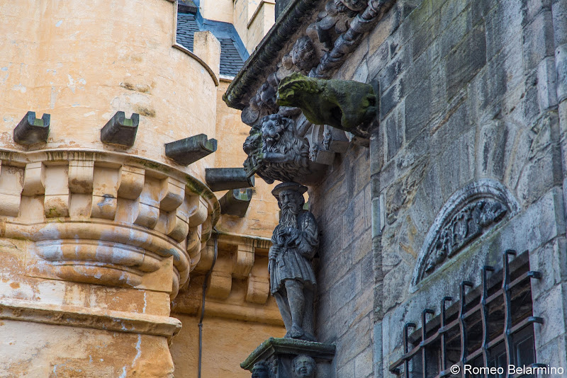 Stirling Castle Scottish Highlands Road Trip Itinerary