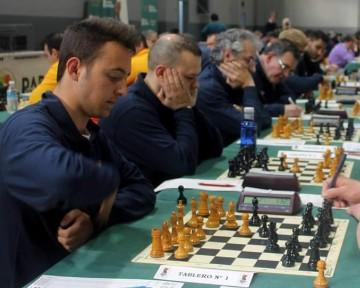 DH R.1 LA CRÓNICA (+ 2 partidas): Alcoy 4 - 4 Gambito Benimaclet.  Por los pelos !