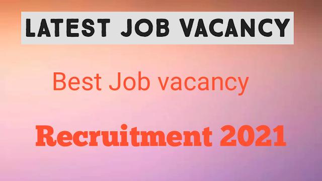 Latest Gujarat Job 2021, Latest Job vacancy, Latest Job Bharti 2021, Recruitment 2021, Latest Pvt Limited Job 2021