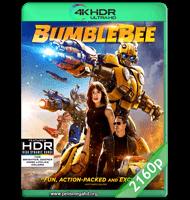 BUMBLEBEE (2018) WEB-DL 2160P HDR MKV ESPAÑOL LATINO
