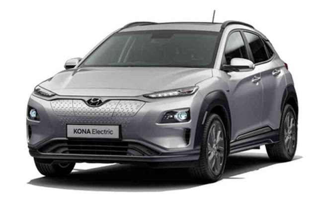 New Hyundai Kona Electric 2019