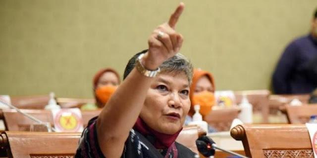 Ribka Tjiptaning Yang PDIP Saja Membangkang, Apalagi Rakyat