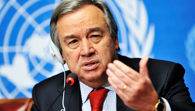 António Guterres: ONU alerta corrupción en medio de la pandemia