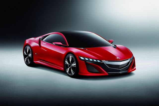 Nuevo Acura NSX CONCEPT