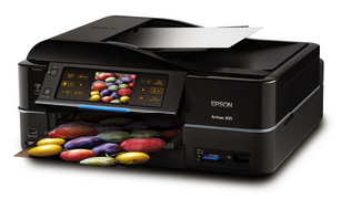Epson Artisan 835 Printer Driver Download free