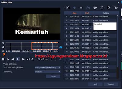 Add Subtitle Corel Video Studio