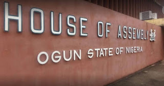 OGUN ASSEMBLY TO COMMENCE 2021 BUDGET ASSESSMENT MONDAY