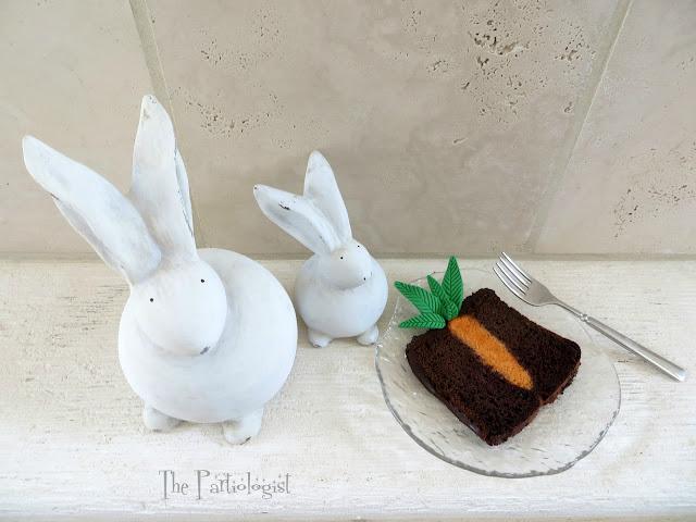 Carrot Cake  www.ThePartiologist.com
