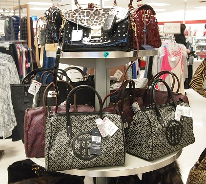 Pictured Coveted Tommy Hilfiger Handbags At Reduced Prices Photo M Hall